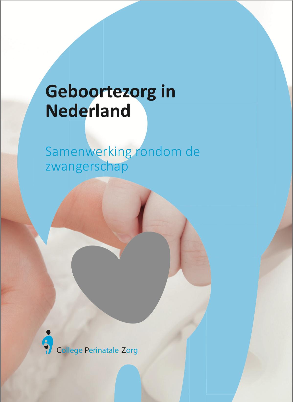 Geboortezorg in Nederland