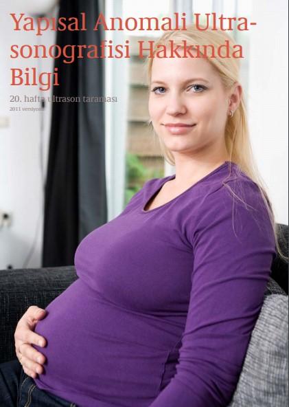 Fiziksel anormallikler için tarama (20 haftalık ultrason)